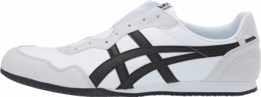 Onitsuka Tiger Serrano Slip-On - White/Black (1183A238100)