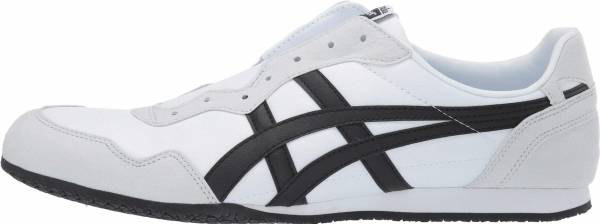 Onitsuka Tiger Serrano Slip-On - White/Black
