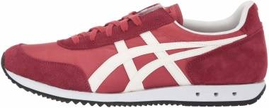 Onitsuka Tiger New York - BURNT RED/CREAM