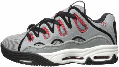 Osiris D3 2001 - Grey/Red/Black