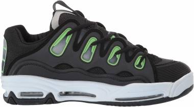Osiris D3 2001 - Black/White/Green