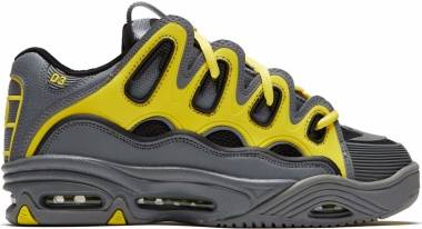 Osiris D3 2001 - Charcoal Yellow (11412698)