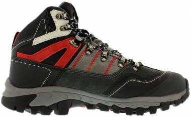 Pacific Mountain Ascend - Grey, Black, Red