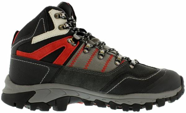 Pacific Mountain Ascend Grey, Black, Red
