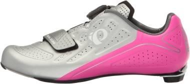 Pearl Izumi Elite Road v5 - Silver Pink Glo (152170015OC)