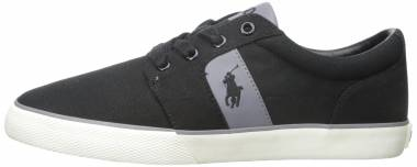 Polo Ralph Lauren Halmore Canvas - Black/Rock Ridge
