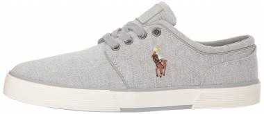 Polo Ralph Lauren Faxon Low - Grey 3