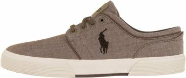 Polo Ralph Lauren Faxon Low - Grey (816515801005)