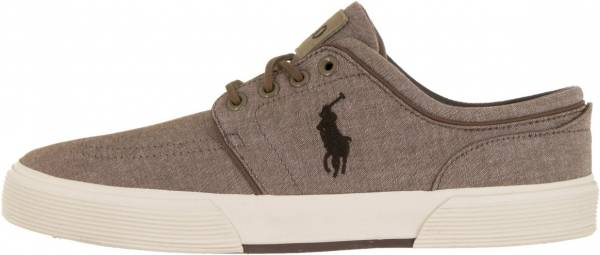 Polo Ralph Lauren Faxon Low Grey