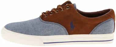 Polo Ralph Lauren Vaughn Saddle Blue/New Snuff Men