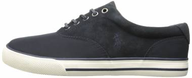 Polo Ralph Lauren Vaughn Saddle - Navy (816664635003)