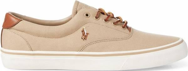 super popular 86bef a7c55 Polo Ralph Lauren Thorton Canvas Low-Top Sneaker