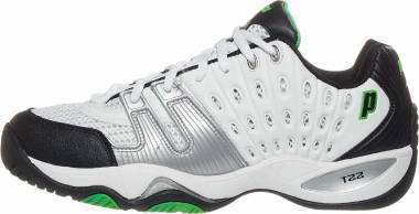 Prince T22 - White/Black/Green