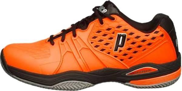 Prince Warrior - Orange Black All Court