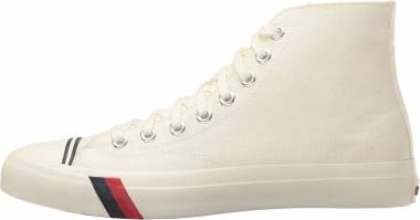 PRO-Keds Royal Hi Classic Canvas - White (PK54477)