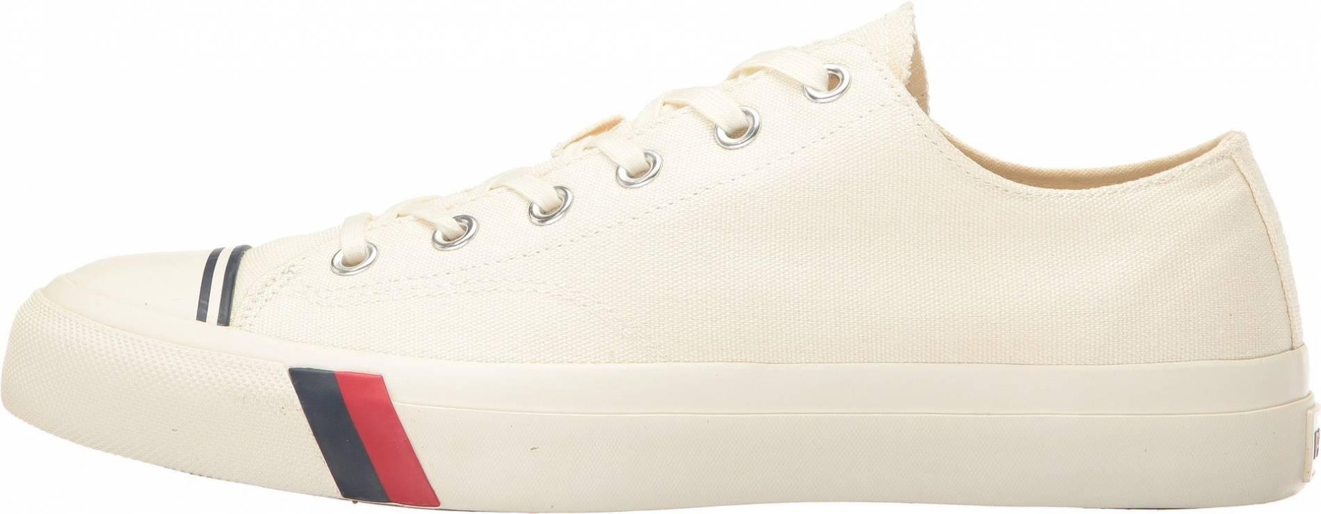 PRO-Keds Mens Royal Lo Tanker Nylon Sneaker
