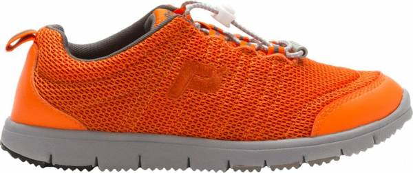 Propet TravelWalker II Orange, Grey