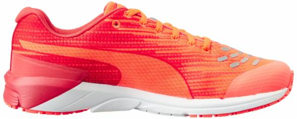 Puma Faas 300 v4 woman rouge - rot (fiery coral-cayenne-puma silver 07)