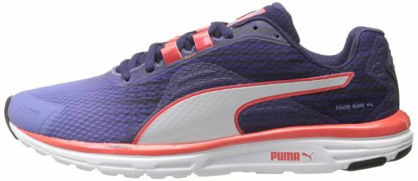 Puma Faas 500 v4 woman - multicolor (bleached denim-astral aura-cayenne)