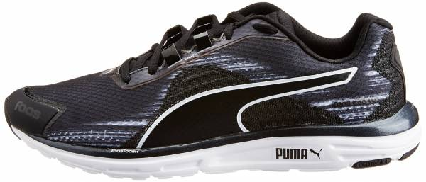 Puma Faas 500 v4 men black / puma silver / trade winds