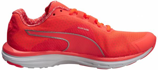 Puma Faas 500 v4 woman naranja - orange (fiery coral-silver metallic)