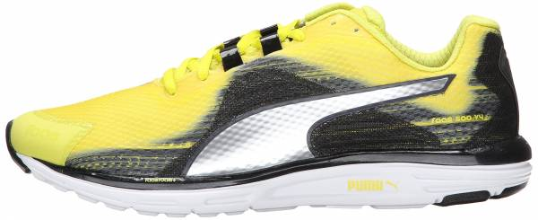 Puma Faas 500 v4 men multicolor (sulphur spring-silver metallic-black)