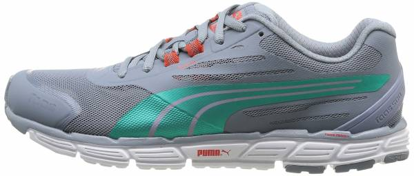 Puma Faas 500 S v2 men grey (tradewinds/green/grenadine)