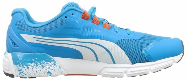 Puma Faas 500 S v2 men blue - blau (atomic blue-white 09)