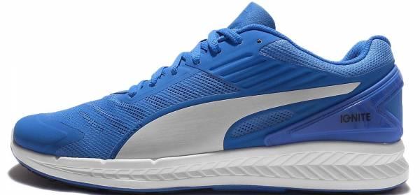 Puma Ignite v2 men blue (blue/lemonade 10)