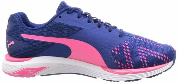 Puma Speed 300 Ignite woman blau (true blue-knockout pink-puma white 01)