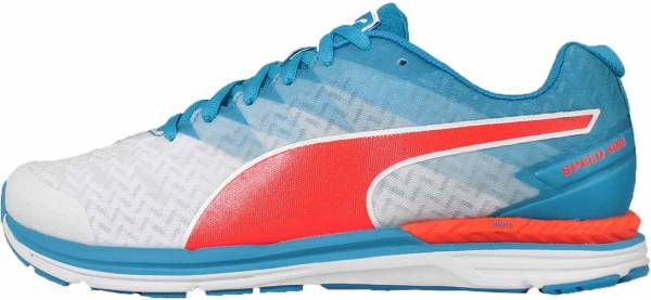 Puma Speed 300 Ignite men multicolor (white/atomic blue/red blast)