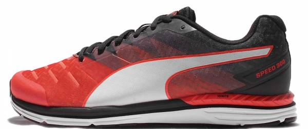 Puma Speed 300 Ignite men red (red/black/white 05)