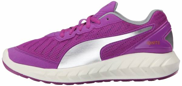 Puma Ignite Ultimate woman purple cactus flower