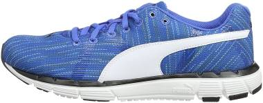 Puma Bravery - Strong Blue Trade Winds White