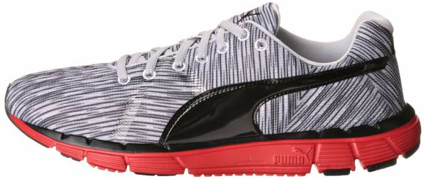 Puma Bravery men gray dawn-turbulence-black