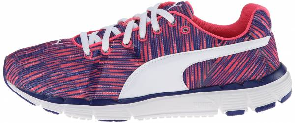 Puma Bravery Fluo Pink/Clematis Blue/White