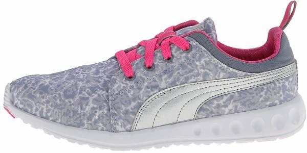 Puma Carson Runner woman tradewinds/puma silver/pink