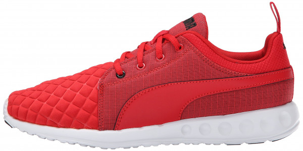Puma Carson Runner men high risk red/black