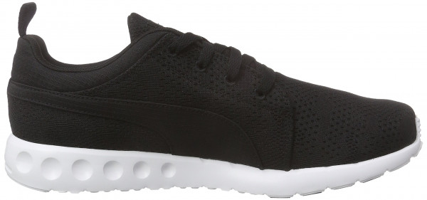 Puma Carson Runner men black (black/white 05)