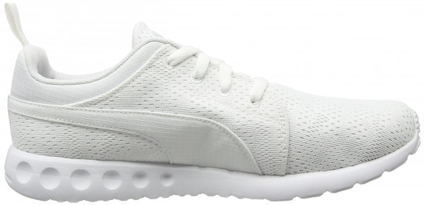 Puma Carson Runner men white (white/white 08)