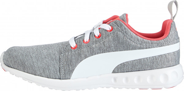 Puma Carson Runner woman gris (gray-white-bright plasma 01)