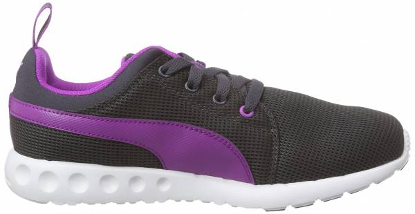 Puma Carson Runner woman grey - grau (periscope-purple cactus flower 11)