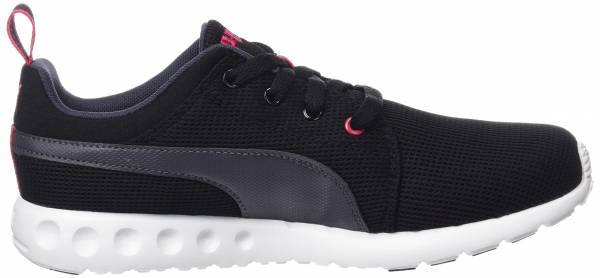 Puma Carson Runner woman black - schwarz (black-periscope 10)