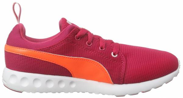 Puma Carson Runner woman pink - pink (rose red-fluo peach-pink dogwood 13)