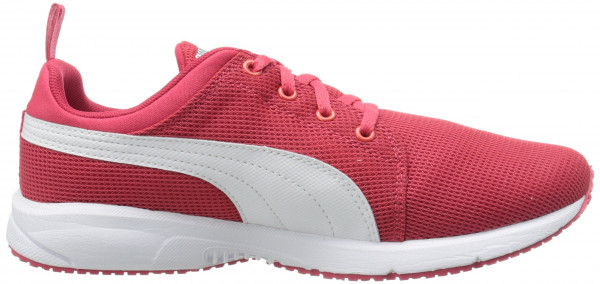 Puma Carson Runner men geranium/white