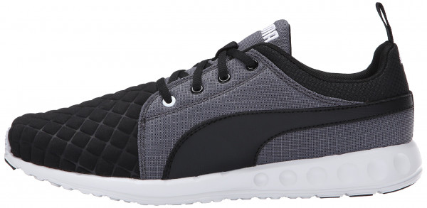 Puma Carson Runner men black - schwarz (black-periscope-white 01)