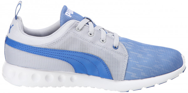 Puma Carson Runner men strong blue/gray dawn