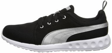 Puma Carson Runner Black-Puma Silver Men