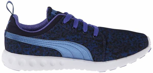Puma Carson Runner woman peacoat/metallic blue/blue iris