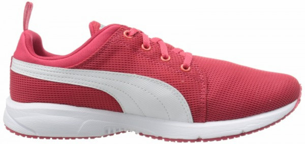 Puma Carson Runner men pink - pink (rose red-white-fluo peach 02)